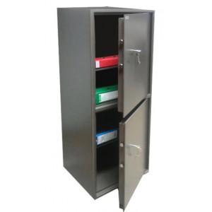 Мебельный сейф КМ-1200/2T