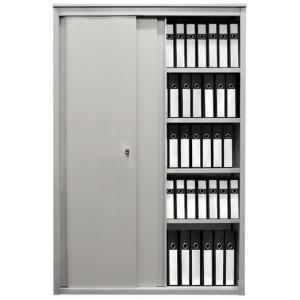 Архивный шкаф с дверями - купе AL 2012